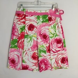 GRACE ELEMENTS | Cotton Floral Summer Skirt